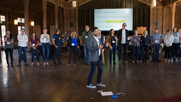 What I Learned over 4 Days with 100 Corporate Change-Makers