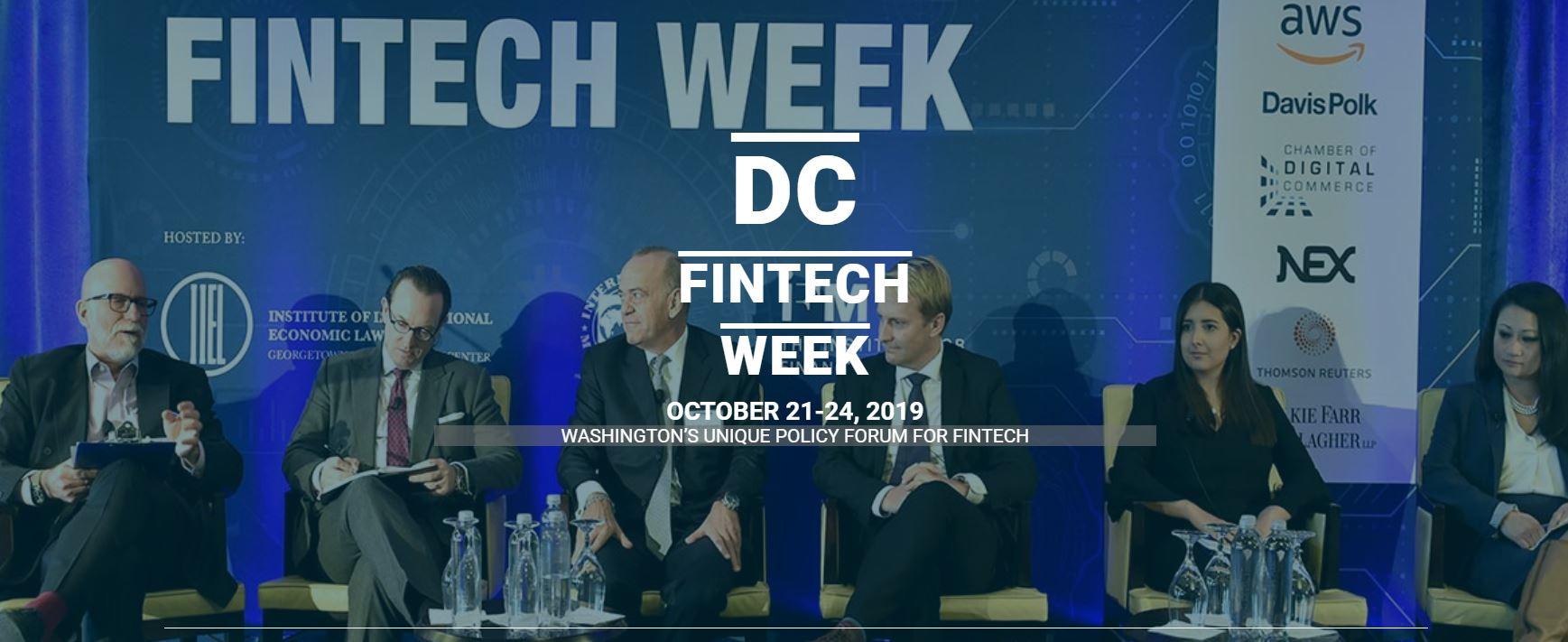 DC Fintech Week 2019