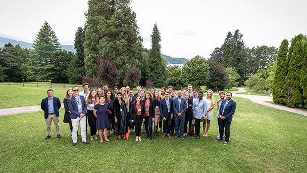 Aspen Seminar for Young European Leaders