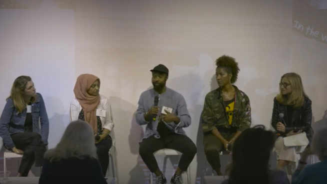 Freedom from Fear: The Arts and Civic Engagement