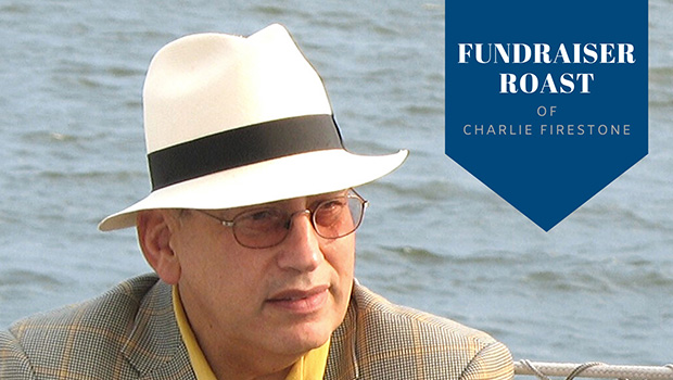 Fundraiser Roast of Charlie Firestone