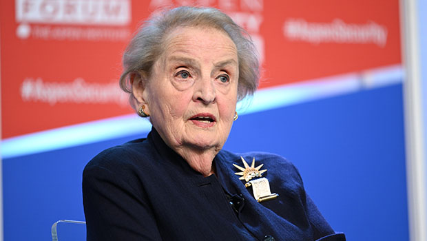 Madeleine Albright on Leadership, Immigration, and her Brooch Collection
