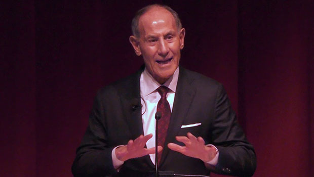 Morris Series Lecture: Future of Silicon Valley and Leadership