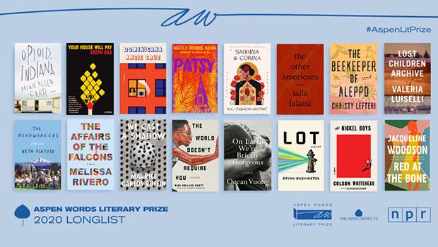 Aspen Words Literary Prize