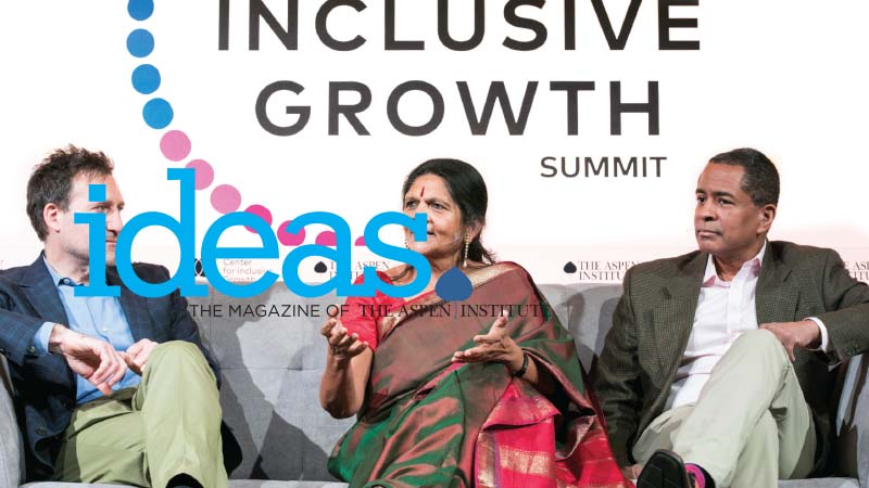 Aspen's New Partnership on Inclusive Growth Around the World