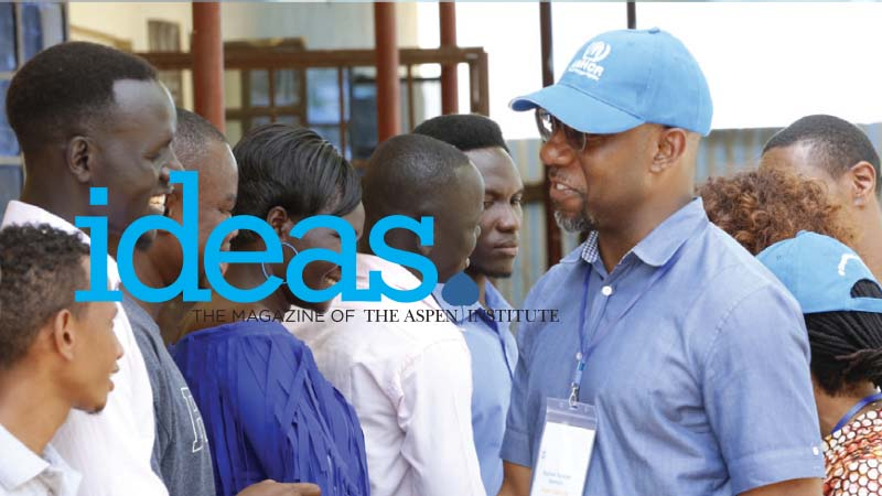 Ascend Fellows Help Refugees in Kenya