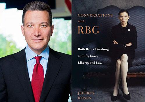 Gildenhorn Book Talk with Jeffrey Rosen