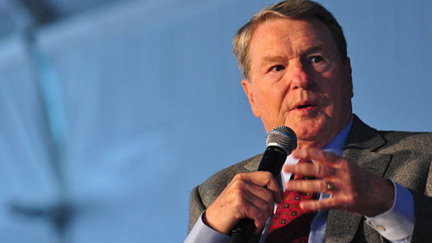 Jim Lehrer on Misinformation and Serious Journalism