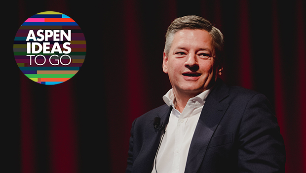 Netflix's Ted Sarandos on Streaming, Competition, and What's Next