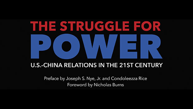 The Struggle for Power: U.S.-China Relations in the 21st Century