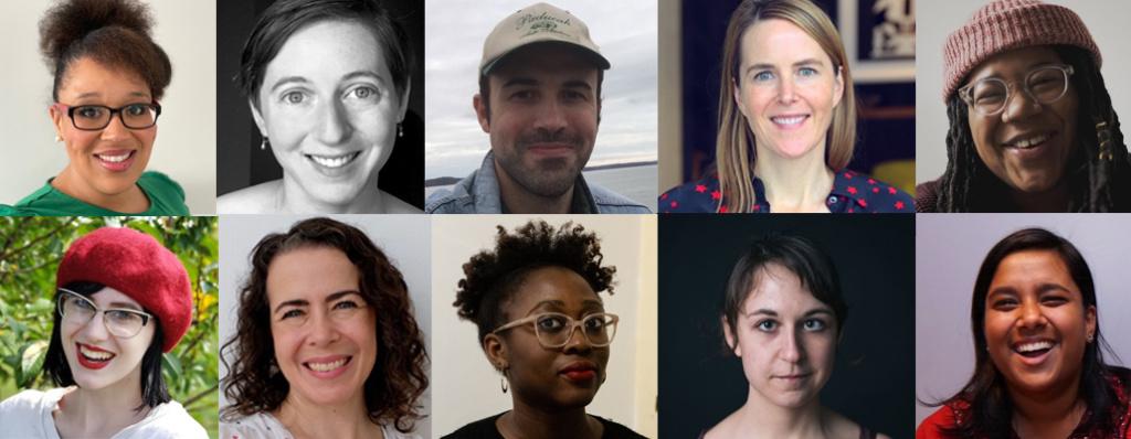 2020 Emerging Writer Fellows
