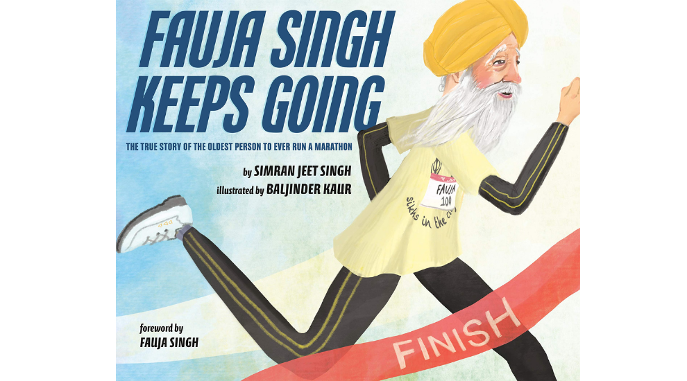 Representation and Storytelling: Simran Jeet Singh on his new Children's Book