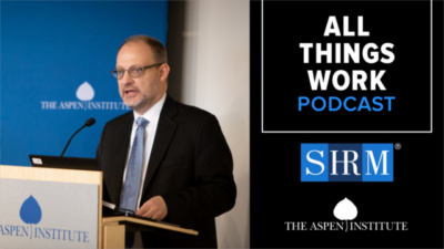 All Things Work Podcast by SHRM