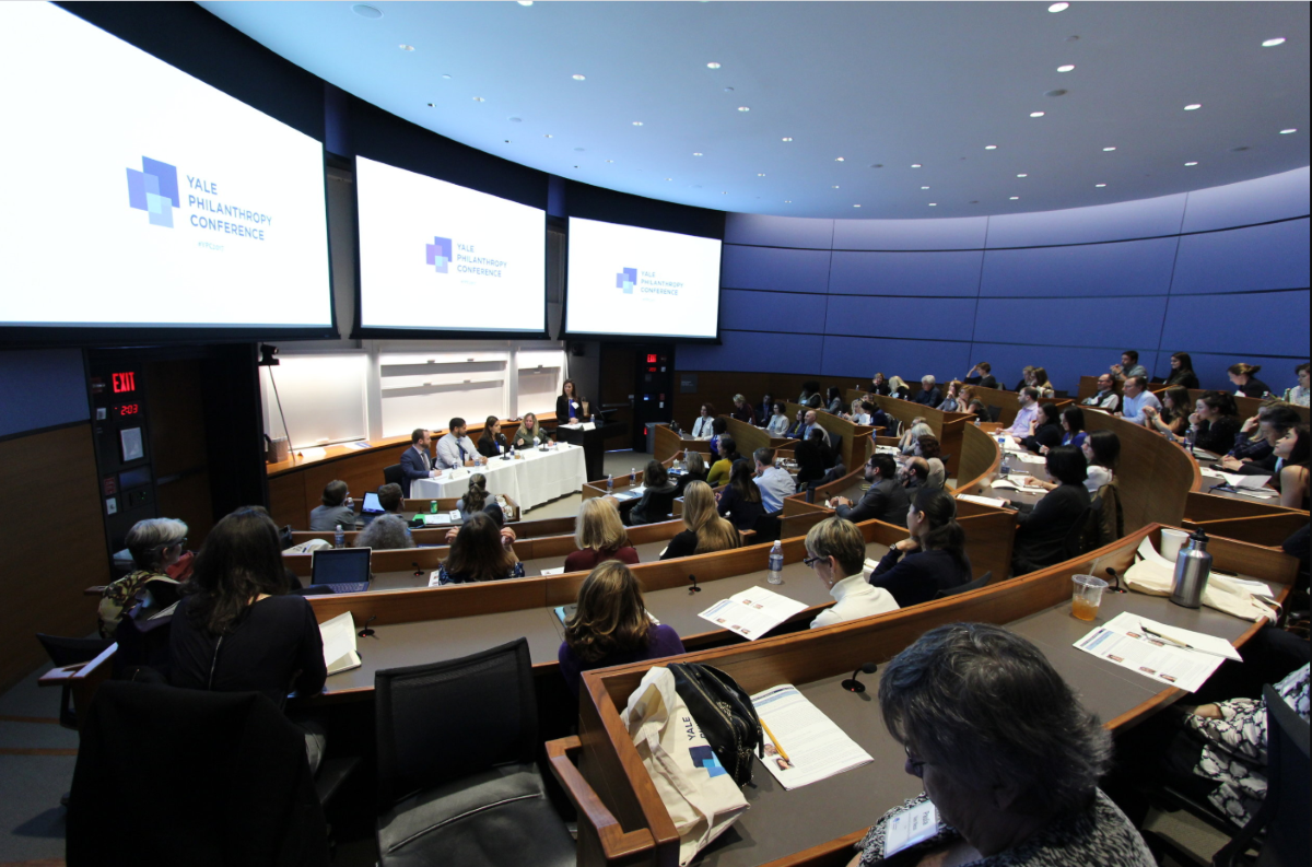 Yale Philanthropy Conference 2020