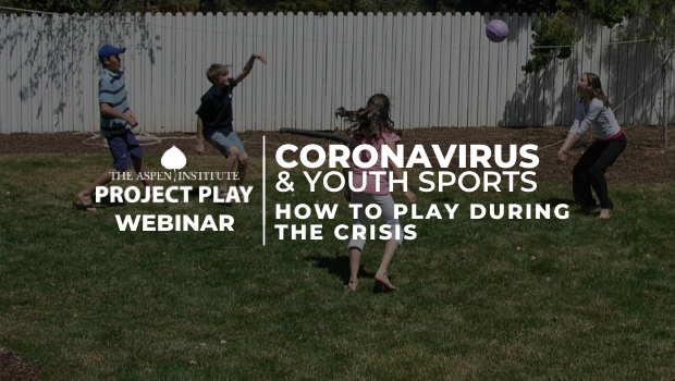 COVID-19 and Youth Sports: How to Play During the Crisis