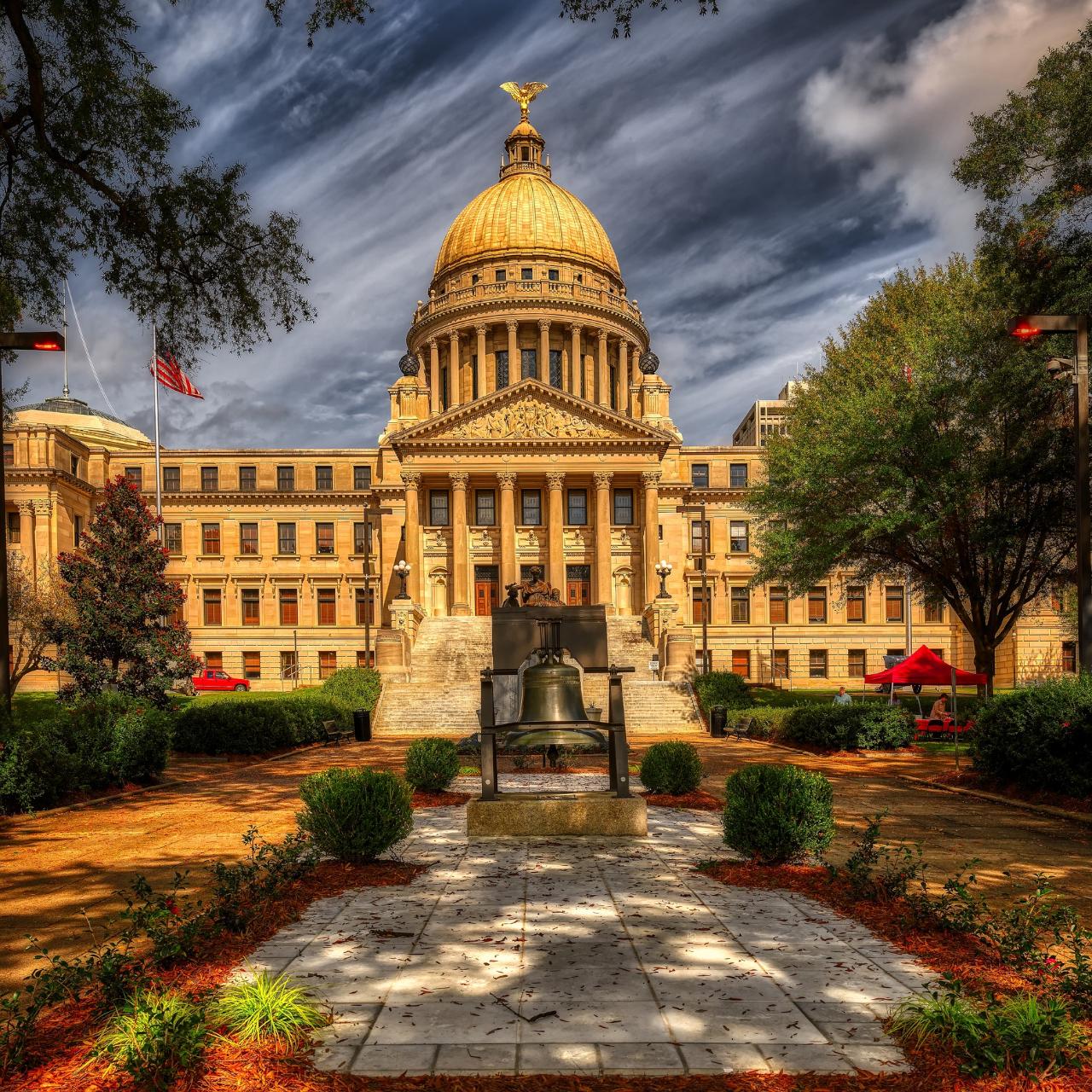 Jackson Mississippi State Capitol