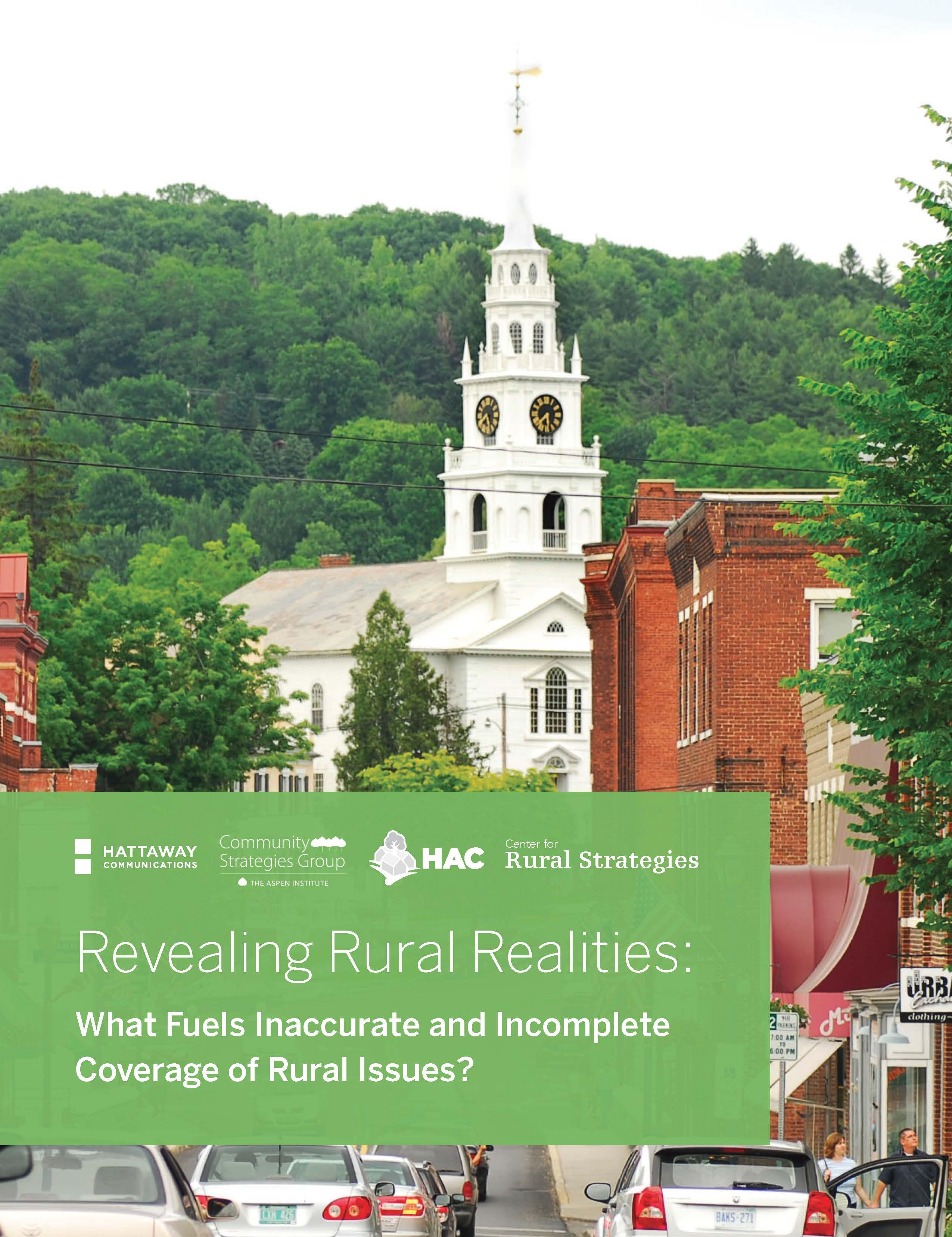 Revealing Rural Realities