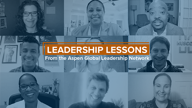 Leadership Lessons- A Video Series