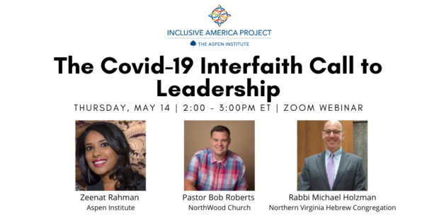 The Covid-19 Interfaith Call to Leadership