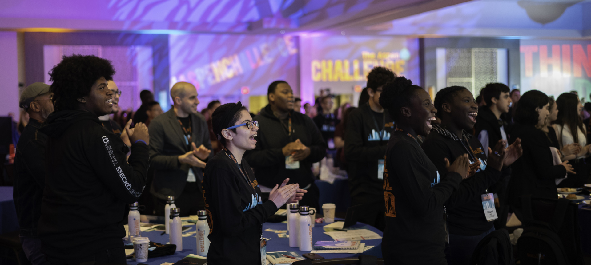 Youth Leaders at Aspen Challenge Miami