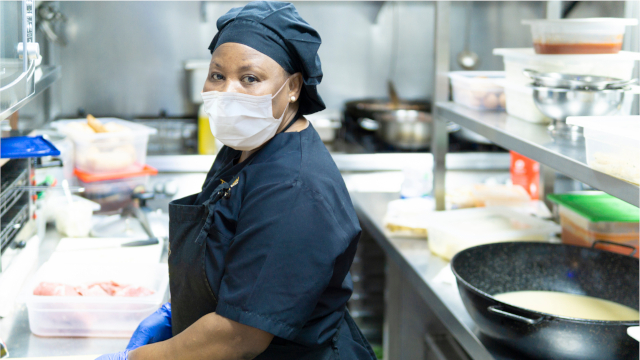 Open to Good Jobs: Equity and Job Quality in Restaurant Work