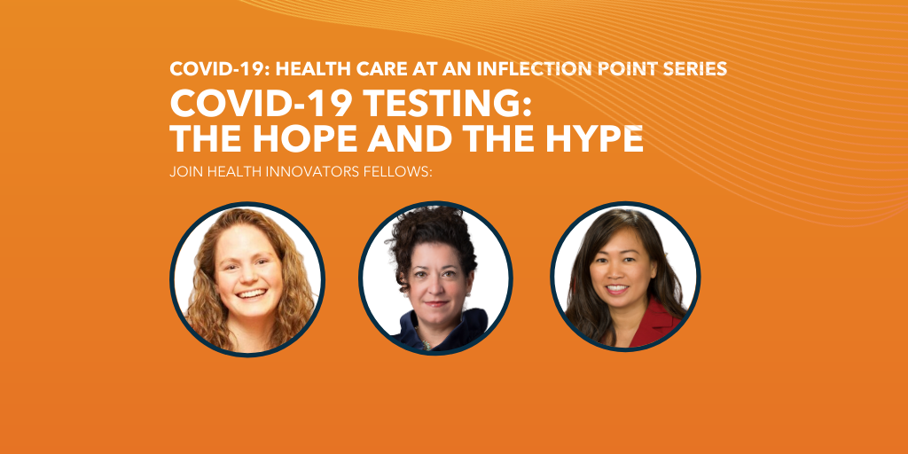 COVID-19 Testing: The Hope and the Hype