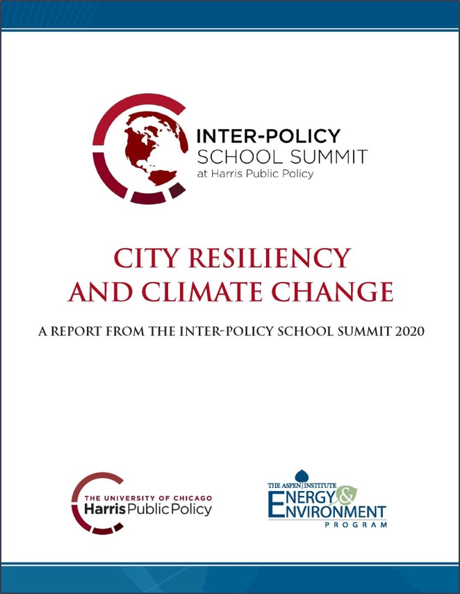 City Resiliency and Climate Change