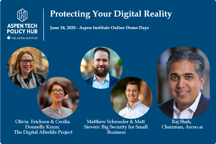 Protecting Your Digital Reality
