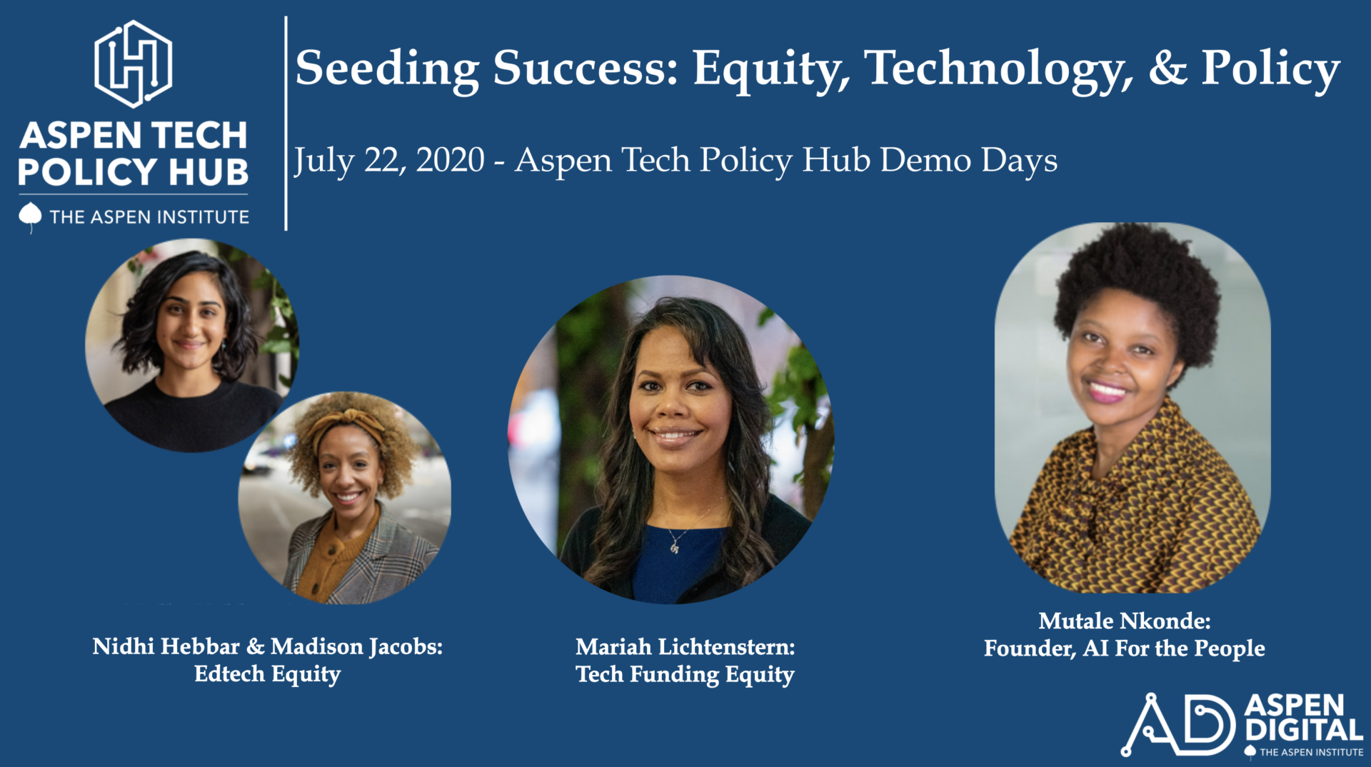 Seeding Success: Equity, Tech & Policy