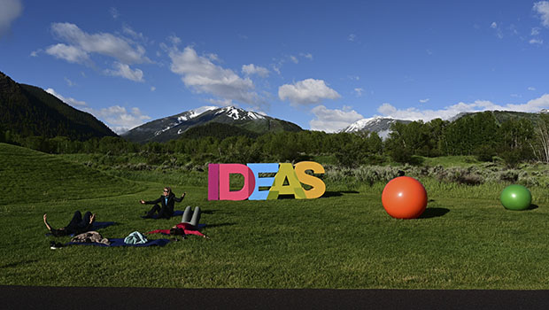 Aspen Ideas Festival — Online, for Everyone