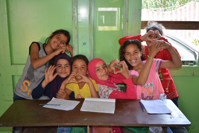 What does COVID-19 look like in a refugee community?