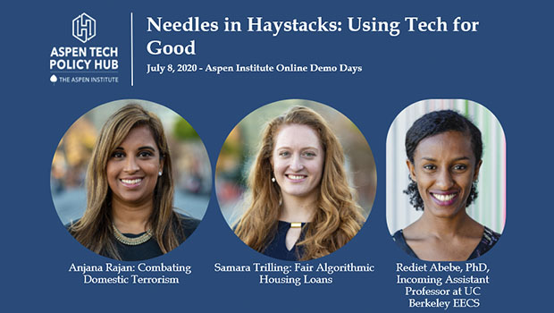 Needles in Haystacks: Using Tech For Good
