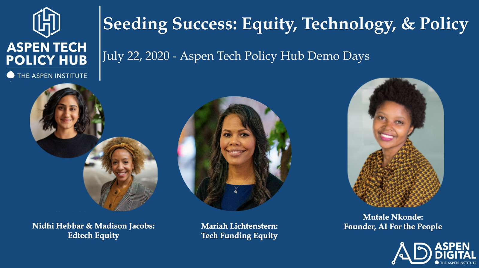 Seeding Success: Equity, Technology & Policy