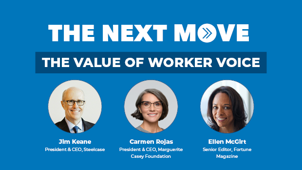 The Next Move: The Value of Worker Voice