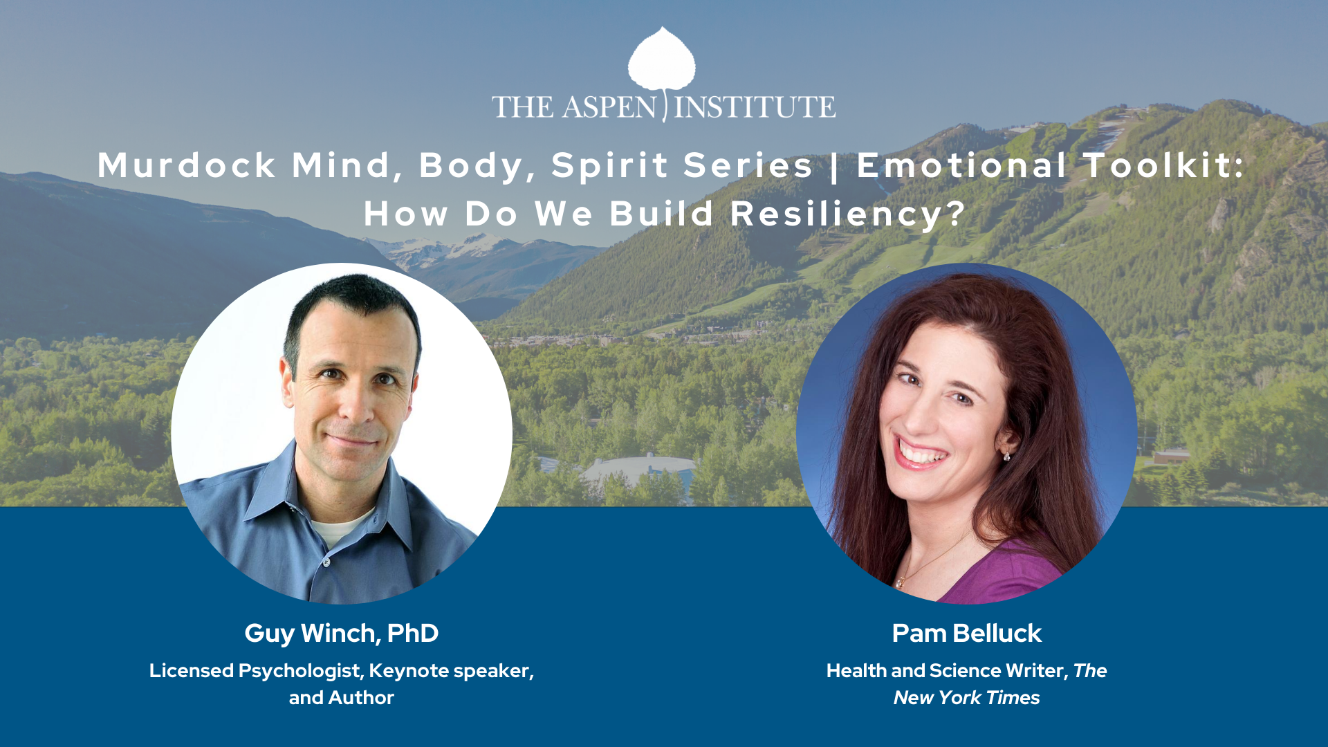 Guy Winch: Building Emotional Resilience