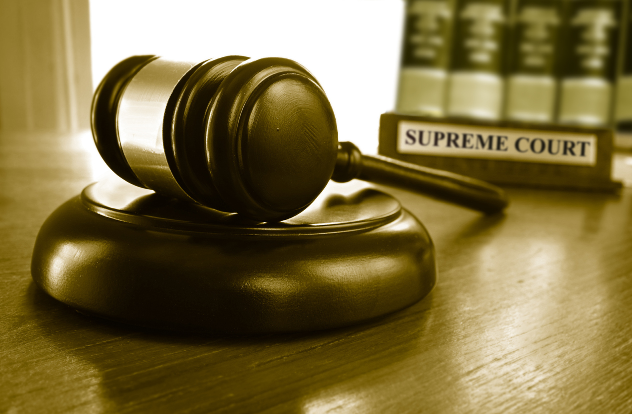 U.S. Supreme Court's Denial of Application to Vacate Stay in the Case of Raysor v. DeSantis