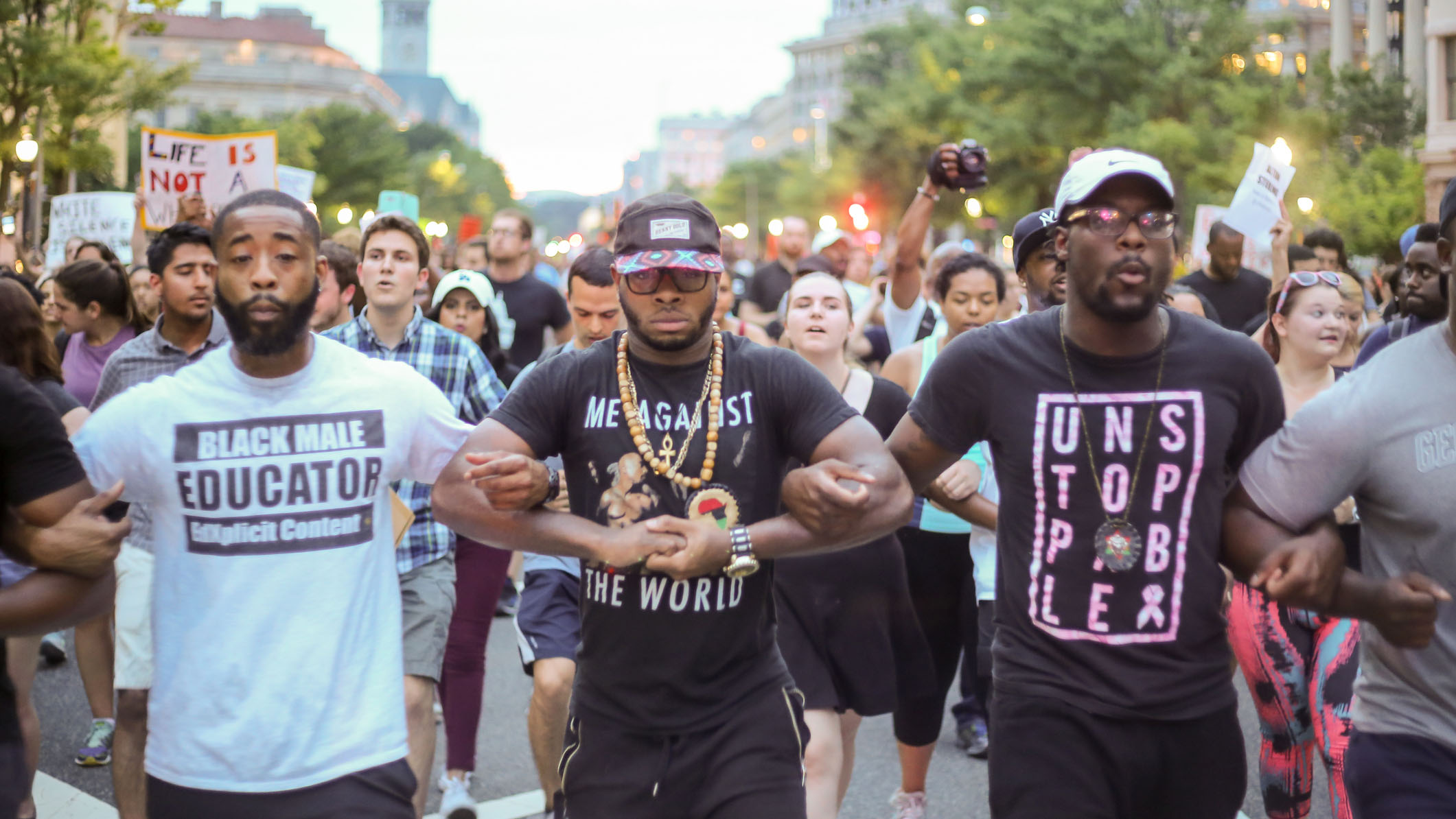 Amid Racial Injustice and COVID-19, There's Still Hope
