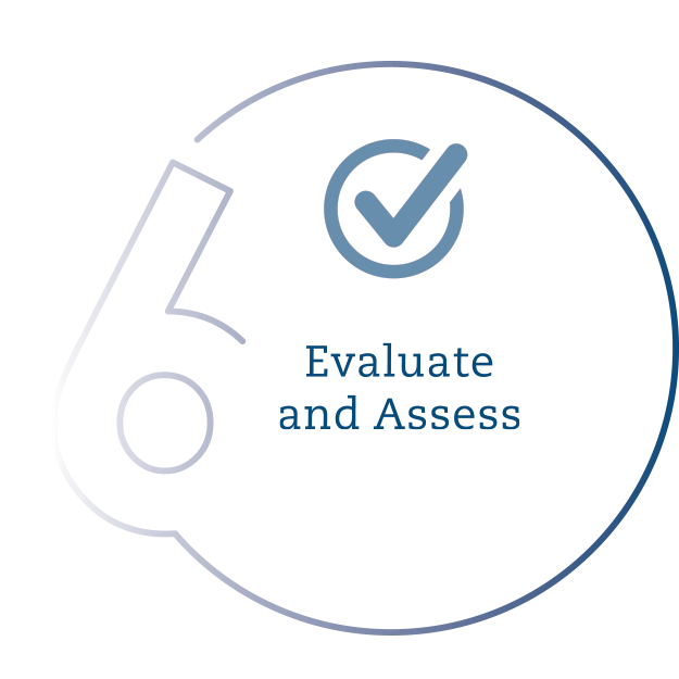 Evaluate and Assess
