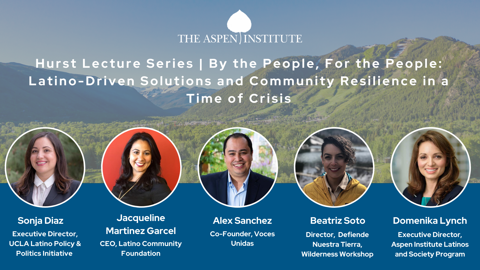 Latino-Driven Solutions and Community Resilience in a Time of Crisis
