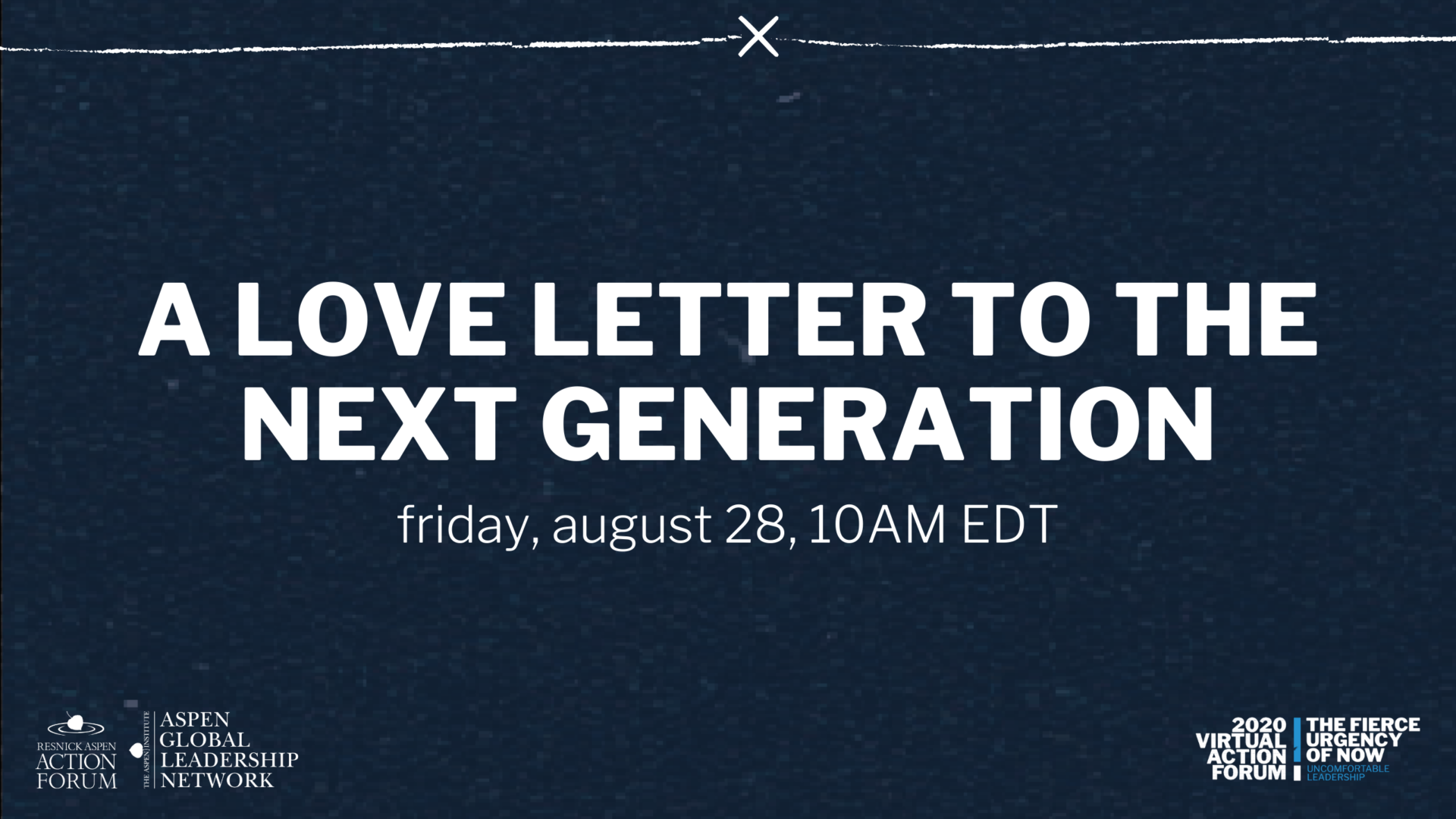 A Love Letter to the Next Generation