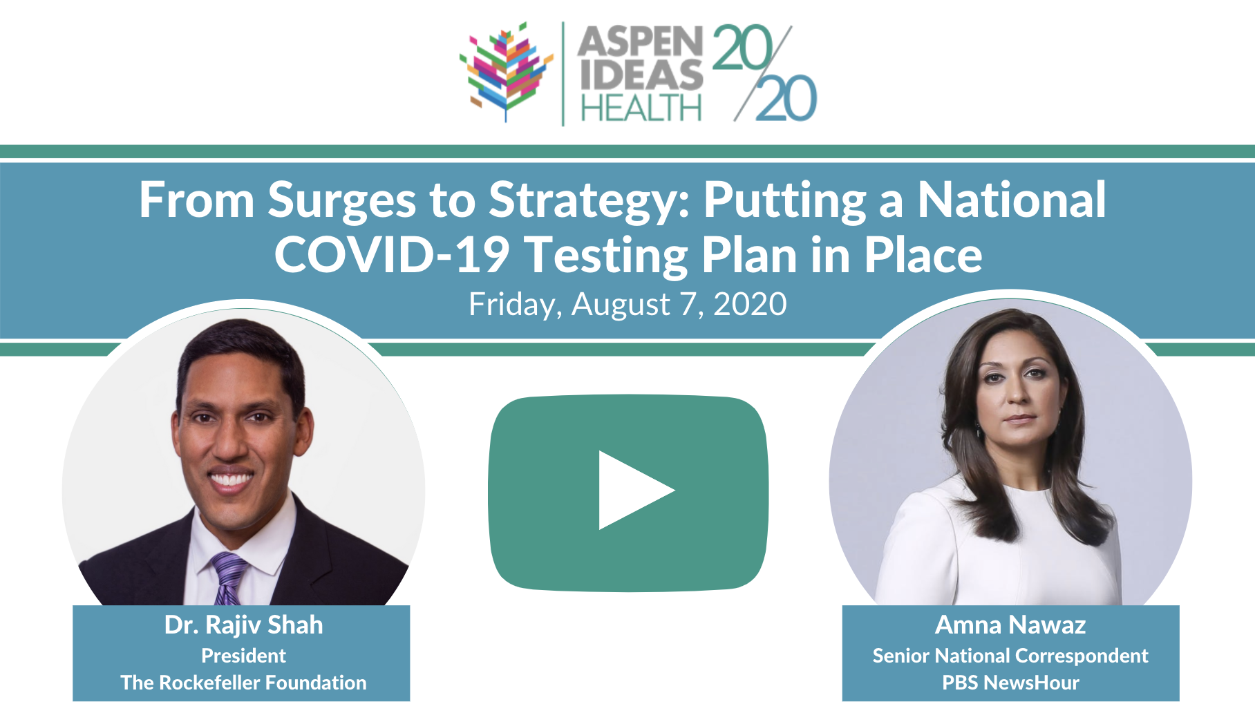 Getting to a National COVID Testing Plan