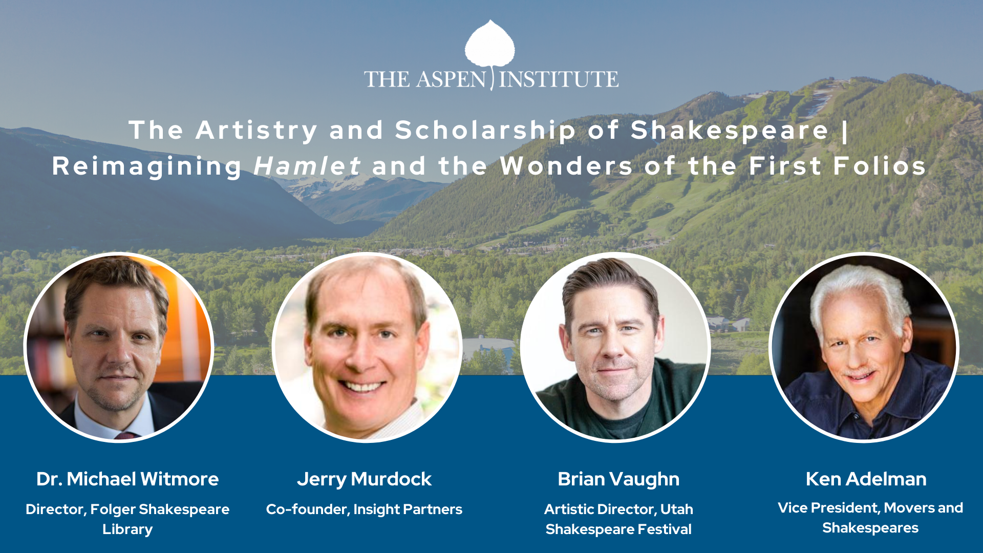 The Artistry and Scholarship of Shakespeare