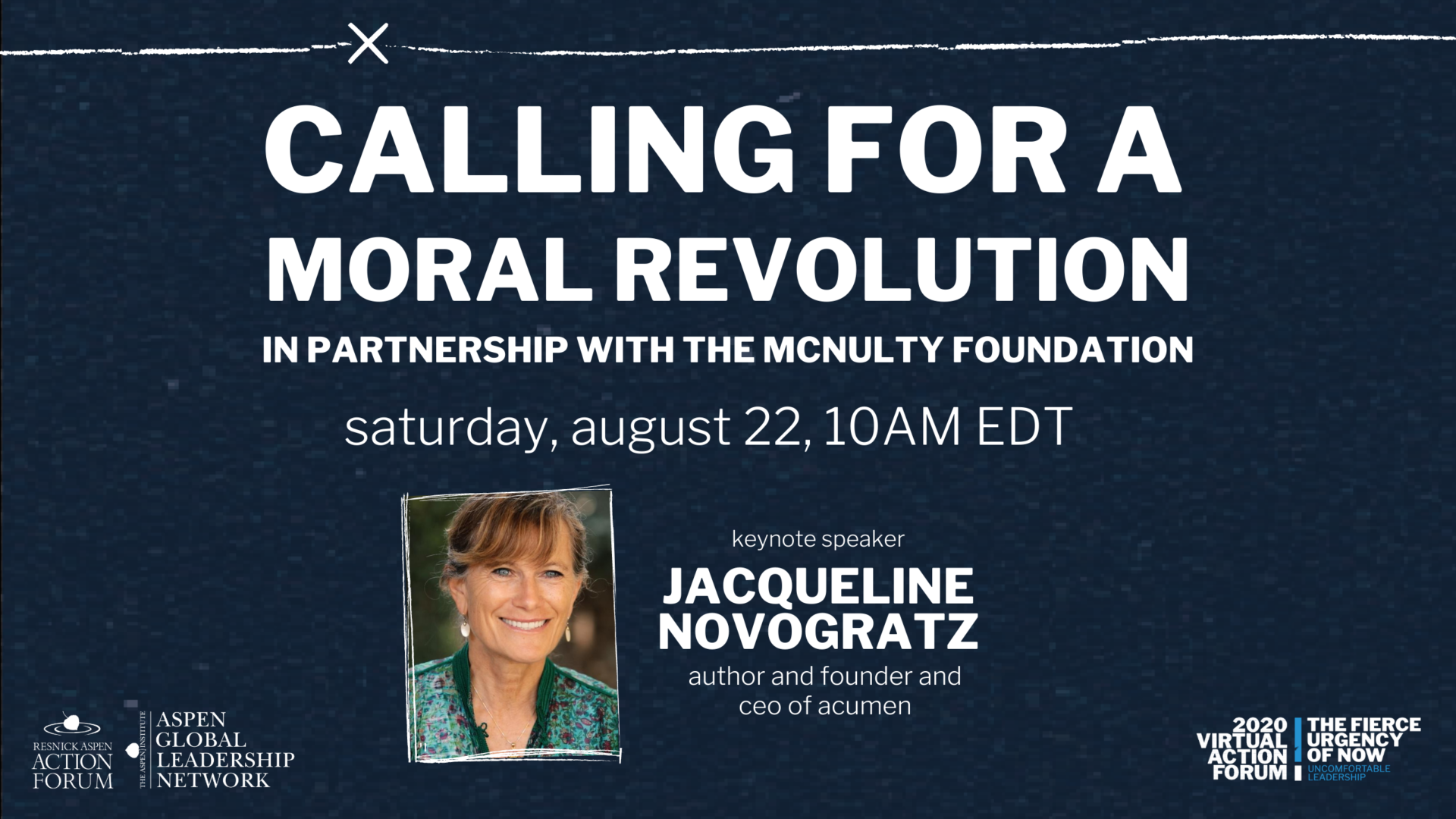 Calling for a Moral Revolution