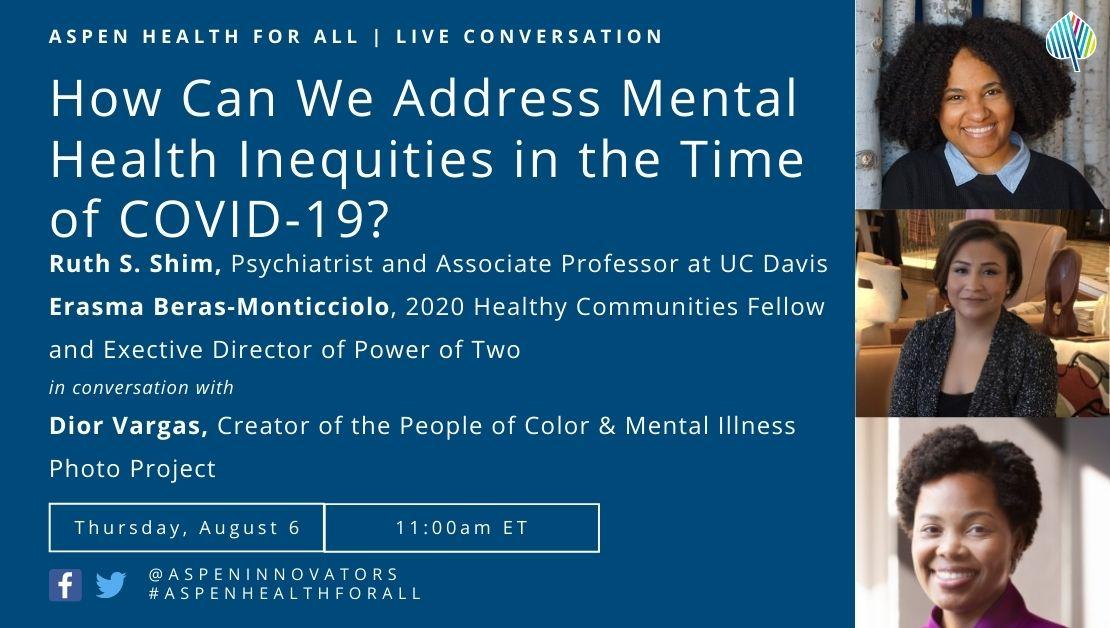 Mental Health Inequities in COVID-19