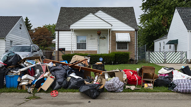 30-40 Million People in the US Are at Risk of Eviction