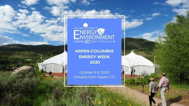 2020 Aspen - Columbia Energy Week