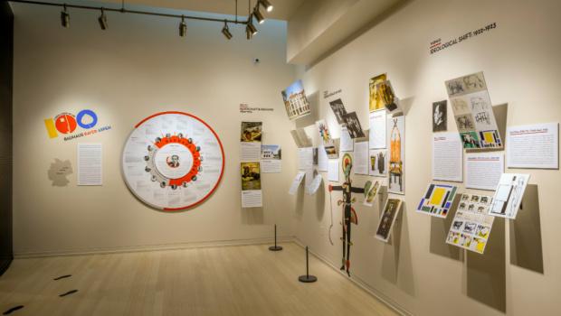 A Total Work of Art: Bauhaus-Bayer-Aspen