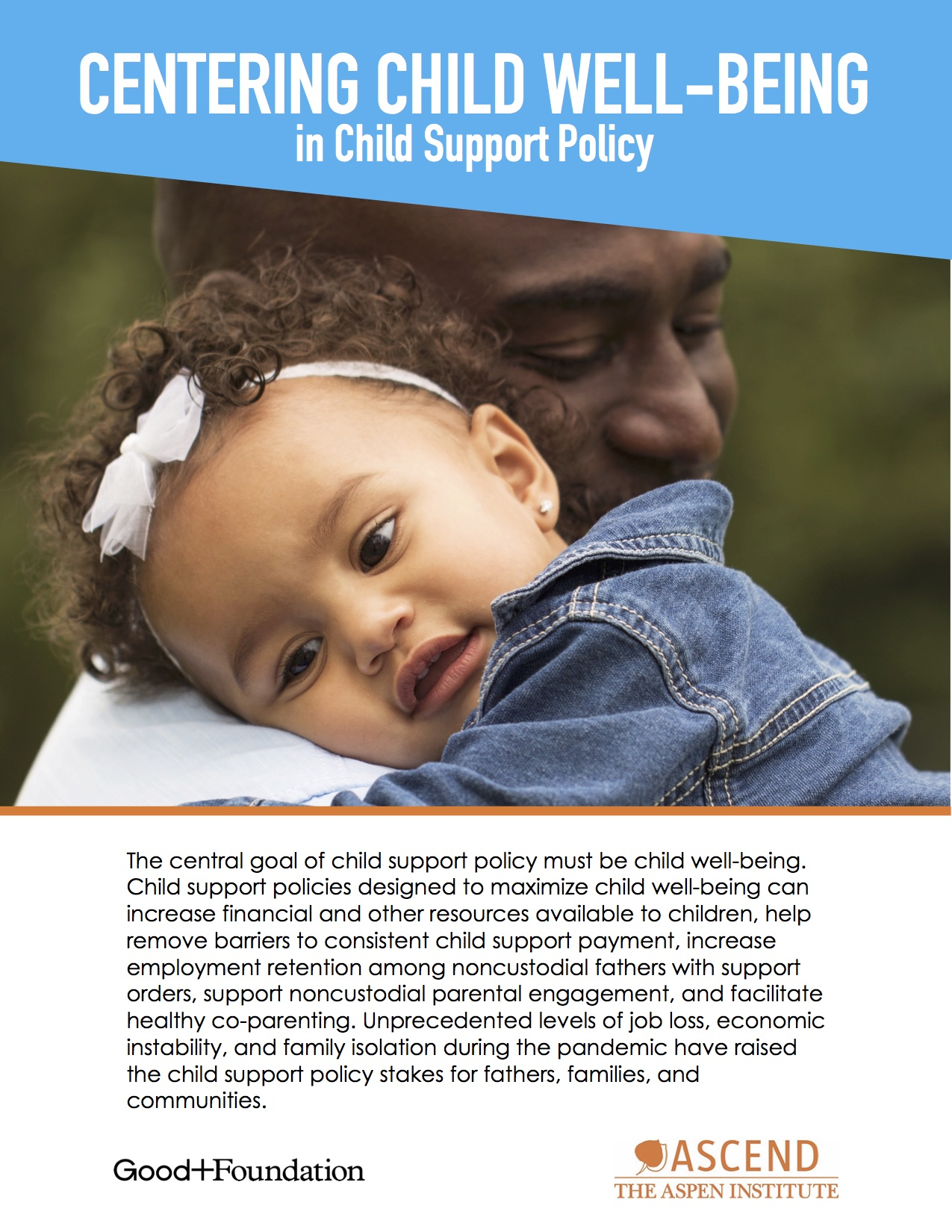 An Evidence-Based Approach to Child Support