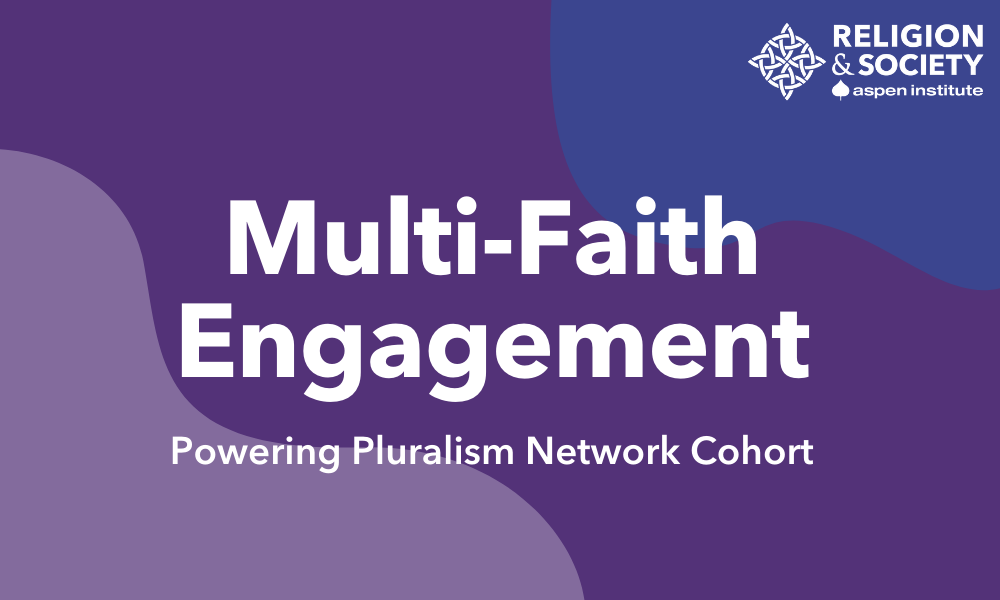 Multi-Faith Engagement