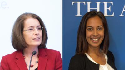 Maureen Conway and Ranita Jain